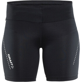 Craft Essential Hardloop Shorts Dames zwart